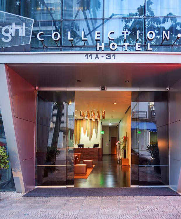 None GHL Collection 93 Hotel Bogota