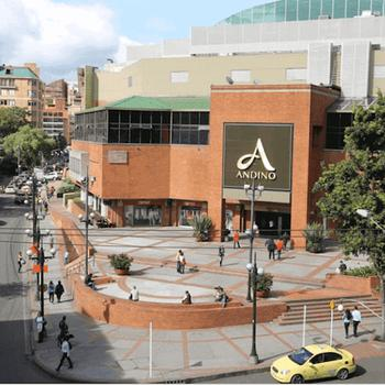 Andino Shopping Mall GHL Collection 93 Hotel Bogota