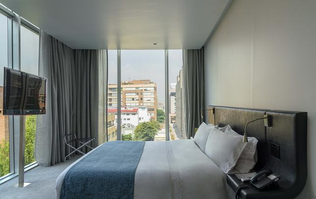 EXECUTIVE ROOM GHL Collection 93 Hotel Bogota